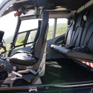EC120 interiors