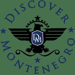 Discover Montenegro Logo